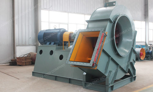 5-11D Medium pressure centrifugal fan