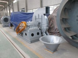 In May 2013, the fan of Guatemala first production line operation stable and received good feedback from customer.