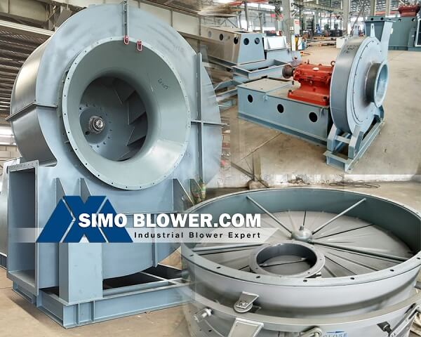 How to choose the Boiler fan in power generation?
