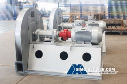 Installation Precautions of High Pressure centrifugal Fan