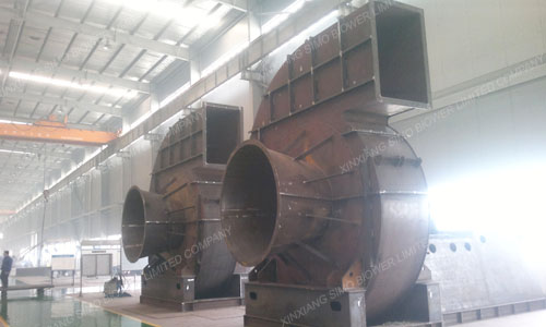 7-09D Industrial Fan Blower