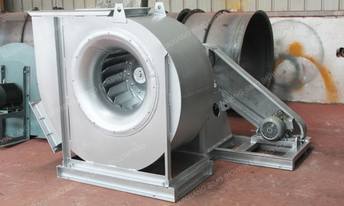 4-09C large capacity centrifugal fans