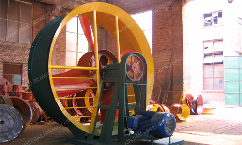 Textile axial flow fan FZ40
