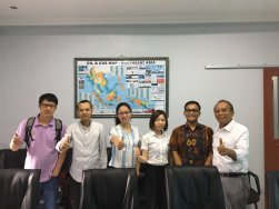 A new chapter of Indonesian customers visiting