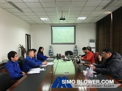Warmly welcome customers from Shanghai to visit our company for on-site inspections