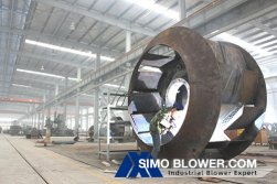For cement enterprises to save energy, SIMO Blower is  more professional!