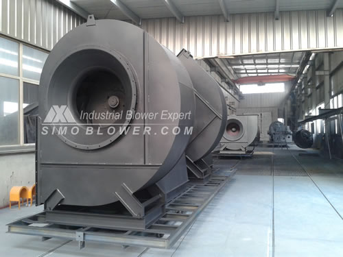 Centrifugal Fans Export to Bahrain