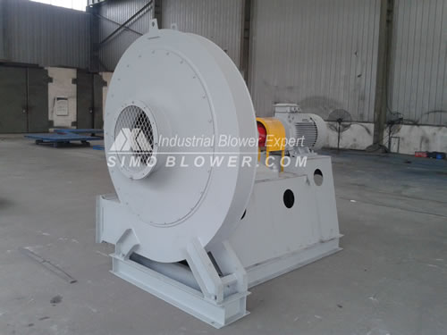 Industrial fan to Indonesia