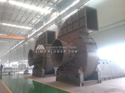 Centrifugal Blowers to India