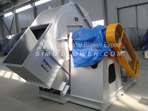 Industrial Blowers and Fans Export to USA