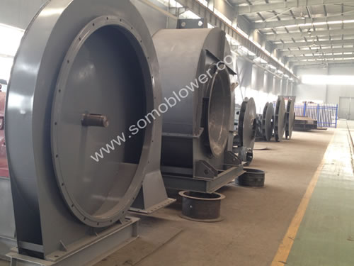 Industrial blowers and fans to Iran